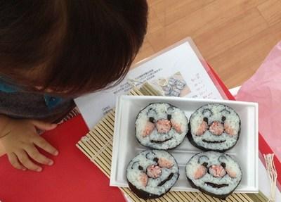 飾り巻き寿司完成.JPG