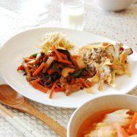 2012年2月moguレッスン~韓国料理~