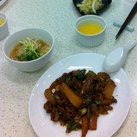 2012年1月しずてつストア富士吉原店「男の料理教室」