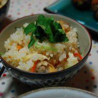 2012年3月「春の旬食材で和食」前篇