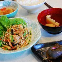 2012年3月しずてつストア田町店料理教室