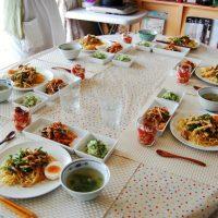 2012年4月moguレッスン「多彩な料理で華やかな食卓」