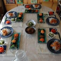 6月のKitchen studio mogu 料理教室スケジュール