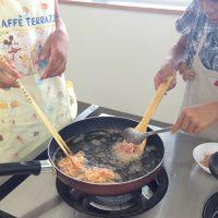 2013年8月8日桜えび親子料理教室